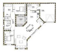 plan maison octogonale gratuit