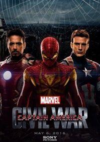Poster de Capitán América: Civil War / Capitán América: Guerra civil / Captain America 3