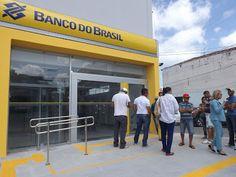 HORA DA VERDADE: ATUALIDADE: Agencia do Banco do Brasil reabre para...
