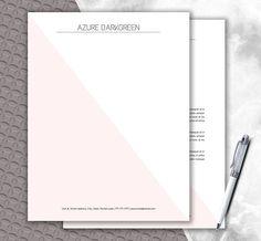 browse letterhead design templates moo france logos galore