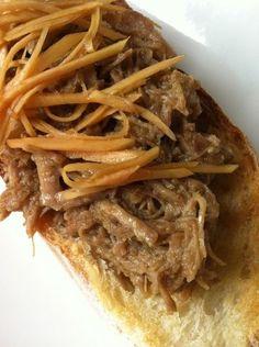 Xiao Long Bao Jam - Chinese Pulled Pork