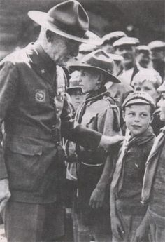 Robert Baden-Powel Foulard Scout, Baden Powell, Cub Scouts, Cubs, Freedom, Faith, Adventure, World, Scouting