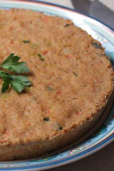 Torta de Atún www.antojandoando.com
