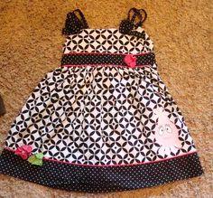 4T Yo Gabba Gabba Foofa Dress   eBay