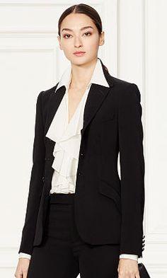 Alastair Stretch Wool Jacket - Collection Apparel Jackets - RalphLauren.com  Denim And Supply, b2182f455cd