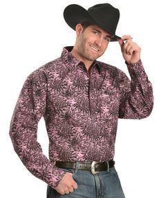 Wrangler Tough Enough to Wear Pink Breast Cancer Awareness Shirt