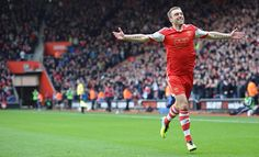 Rickie Lambert - Southampton FC