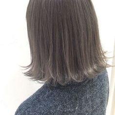 2016/11/19 09:50:08 hanajitakuya . 昨日のお客様◎ . 外ハネボブスタイル✨ . #hairmake#hair#beauty#美容#ヘアスタイル#ヘアカラー#アッシュ #ボブ#外ハネ#グレージュ#ヘアアレンジ #寒色カラー#サロンワーク #美容