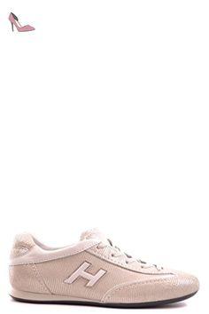 Hogan HXM3040W3606Q6B607, Chaussures Homme, Gris (Fumo Chiaro), 9 EU