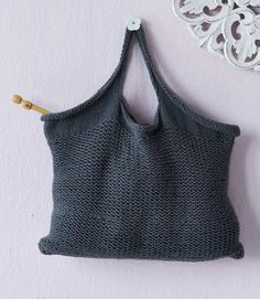Tote Knitting Patterns | In the Loop Knitting