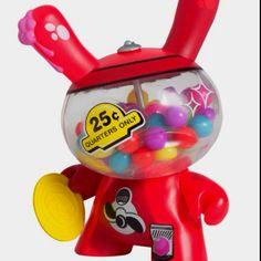 Gumball Dunny. <3 Kid Robot
