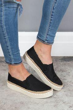 d44efa93318dd Slip On Espadrille Comfy Sneaker
