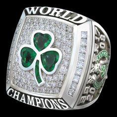 2008 NBA Championship Ring