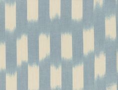 Fashion Apparel Fabric - Dream Weaves Ikat Dusty Blue And Natural | Harts Fabric