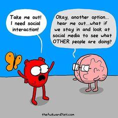 I am Brain! XD