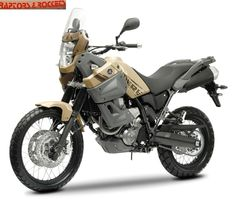 Yamaha XT660Z Ténéré | As with everything awesome, it is not sold in the U.S.