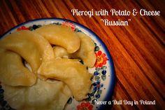 Polish pierogi, super easy and cheap!!