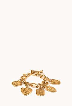 Regal Charm Bracelet | FOREVER21