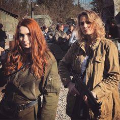 Felicia e Samantha