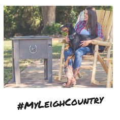 Do you own Leigh Country products? We'll feature you on our page if you tag your photos with #MyLeighCountry. That'll help us find you! And we always love meeting new members of the #LeighCountryFamily . . .  #LeighCountry #AuthenticCountryLiving #Porch #Porches #PorchSwing #PorchStyle #PorchLife #CharLog #rocker #rockingchair #porchrocker #porchsitting #patiolife #patioliving #rustic #rusticdecor #rusticstyle #rustichome #country #countrygirl #countryboy #countryside #countrylife…