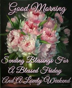 Friday Blessings!