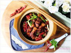 Szechuan Braised Pork http://budgetpantry.com/purelyfresh-your-online-wet-market/