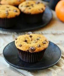 ♥ Pumpkin Chocolate Chip Muffins
