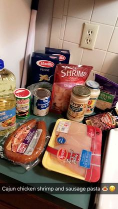 Grocery shopping list is available at any Walmart stores in all 48 U. States - probably in Alaska or Hawaii as totally all 50 U. States via Canada and Pacific Ocean. Seafood Recipes, Snack Recipes, Cooking Recipes, Snacks, Food Goals, Food Cravings, I Love Food, Soul Food, Food Dishes