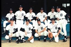1984 Detroit Tigers World Series Champs