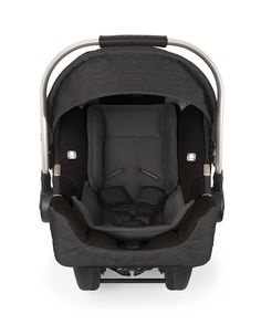 Nuna Pipa infant car seat in the upgraded Suited collection!