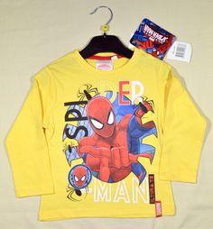 2100 Ft. - Pulóver - sárga, Pókemberes, ÚJ (Marvel) Marvel, Graphic Sweatshirt, Sweatshirts, Sweaters, Fashion, Moda, La Mode, Pullover, Sweater