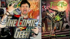 The Luminous FireFly #2 - Rapid Fire Gay Comic Book Review
