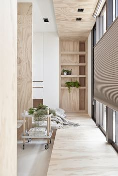 33 square meter apartment / Folk Design