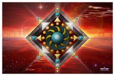 Personalized #SacredGeometry artwork