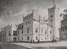 Býchory Chateau, Castle of the Stradivarius Violin and Jan Kubelík Stradivarius Violin, Gothic Castle, Janus, World Famous, Notre Dame, City, Building, Castles, Travel