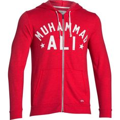 Image for Under Armour® Men's Roots of Fight Muhammad Ali 7.1 Hoodie from Academy