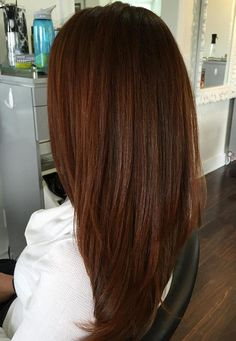 Long Auburn Layers