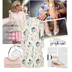 """Miu miu dress"" by sarapires on Polyvore"