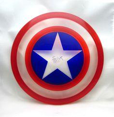 NEW ICE CHAMPION Roc3 180g Captain America Shield dye disc golf Innova F2 ROC #Innova