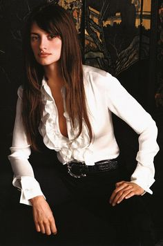 Penelope Cruz for Ralph Lauren