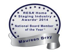 """I was honored and very pleasantly surprised to be recognized at the annual RESA Conference with """"2014 National Board Member of the Year"""" award.  It's a pleasure to work with the entire RESA membership and leaders throughout North America!  www.RoomSolutions.com"""