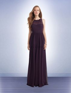 In stock now... new for 2015! Bridesmaid Dress Style 1147 - Bridesmaid Dresses by Bill Levkoff