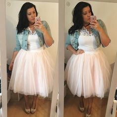Plus Size Tutu - Plus Size Fashion for Women - Rock my Tutu @societyplus