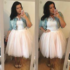 Plus Size Tutu - Plus Size Fashion for Women - Rock my Tutu @societyplus