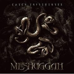Catch ThirtyThree,  Meshuggah - Brilliant is the only word I have for it.