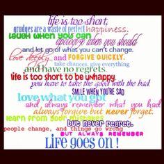 Words of Wisdom Wednesday!! ❤