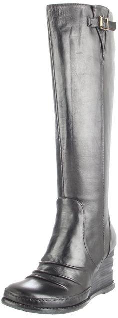 Miz Mooz Women's Britt Knee-High Boots