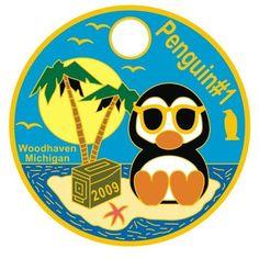 Penguin #1 2009 Pathtag