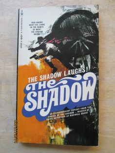 do I have this one? - The Shadow Laughs by Maxwell Grant Vintage Paperback Book Bantam Book H4688 | eBay
