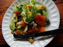 Kolorowa sałatka dietetyczna Tzatziki, Meat, Chicken, Food, Essen, Meals, Yemek, Eten, Cubs